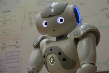 The ALIZ-E project studied how social robots could support children during a stay in hospital: the robot needed advanced AI for offering personalised interaction.