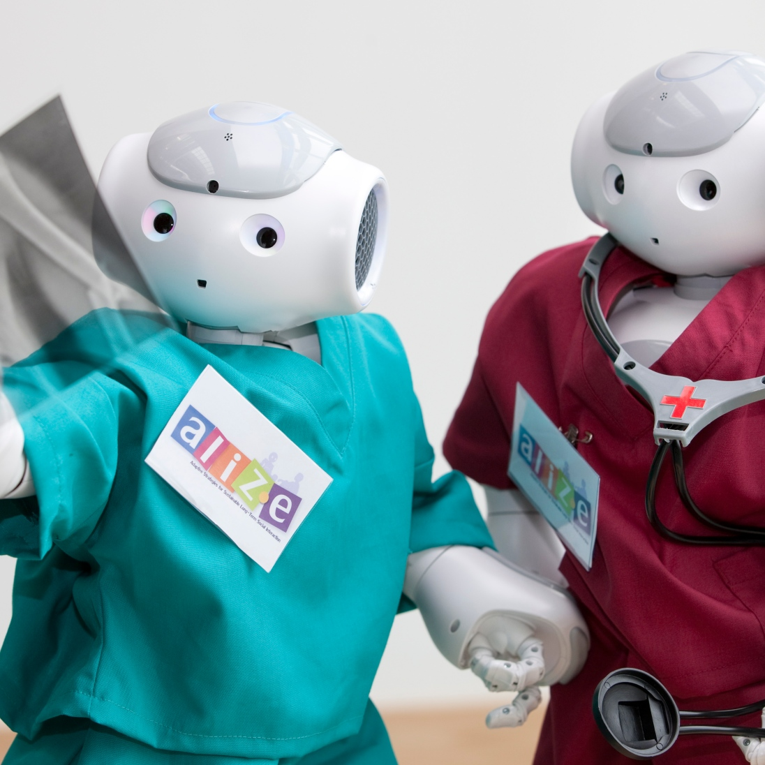 The ALIZ-E project studied how social robots could support children during a stay in hospital: we used the Softbank Robotics Nao robot